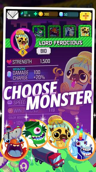 Monsters Ate My Metropolis - Imagem 1 do software
