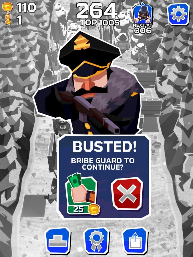 Winter Fugitives - Imagem 3 do software