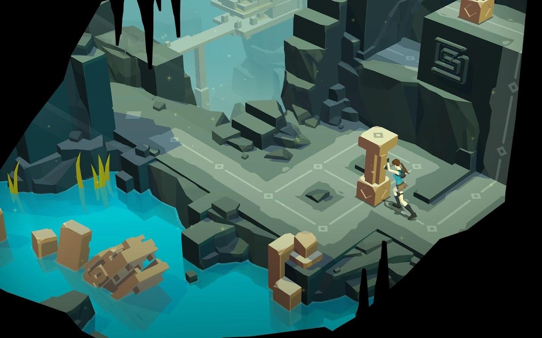 Lara Croft GO - Imagem 1 do software
