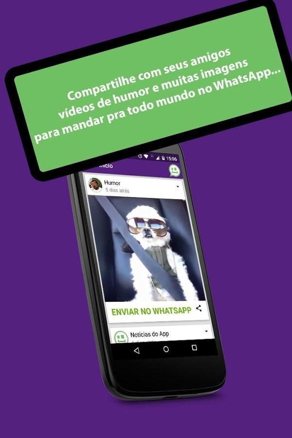 Melhores videos para WhatsApp - Imagem 1 do software