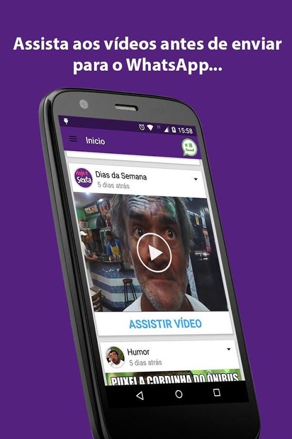 Melhores videos para WhatsApp - Imagem 2 do software