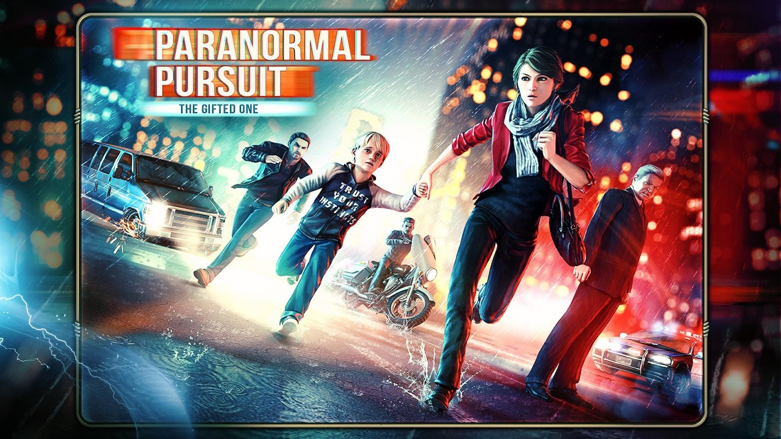 Paranormal Pursuit: The Gifted One - Imagem 1 do software