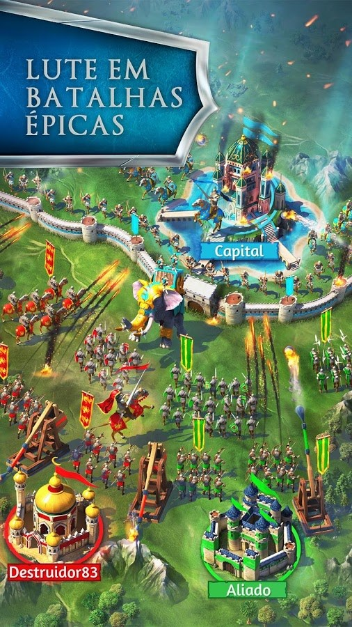 March of Empires - Imagem 2 do software