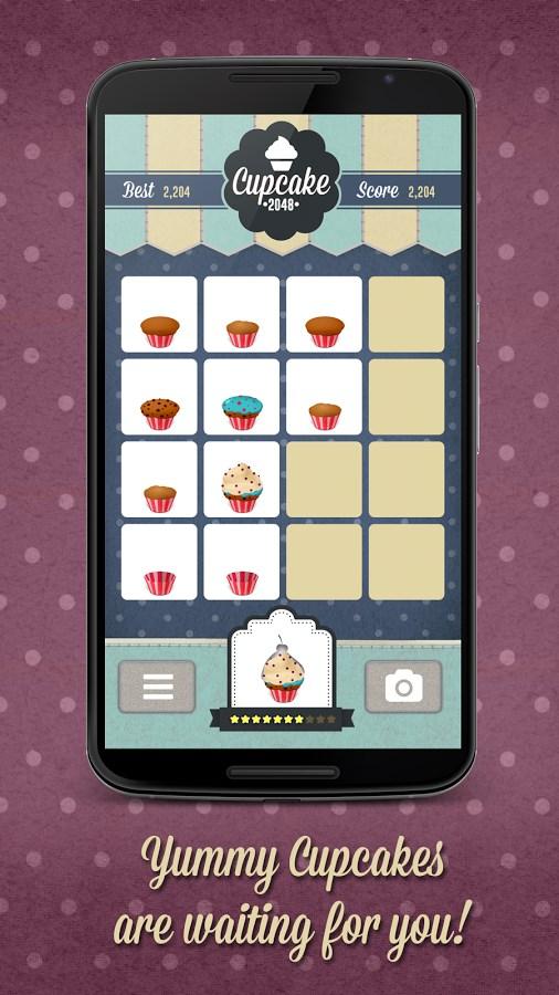 Cupcake 2048 - Imagem 1 do software