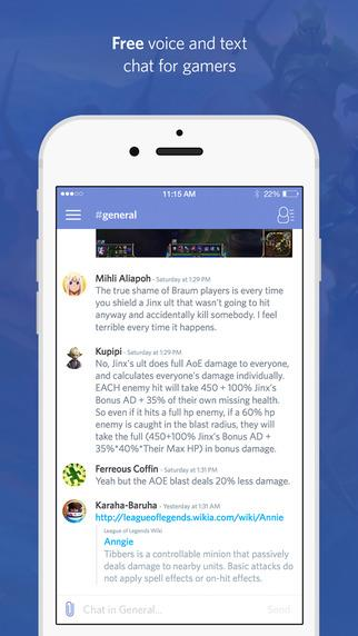 Discord - Chat for Gamers - Imagem 1 do software