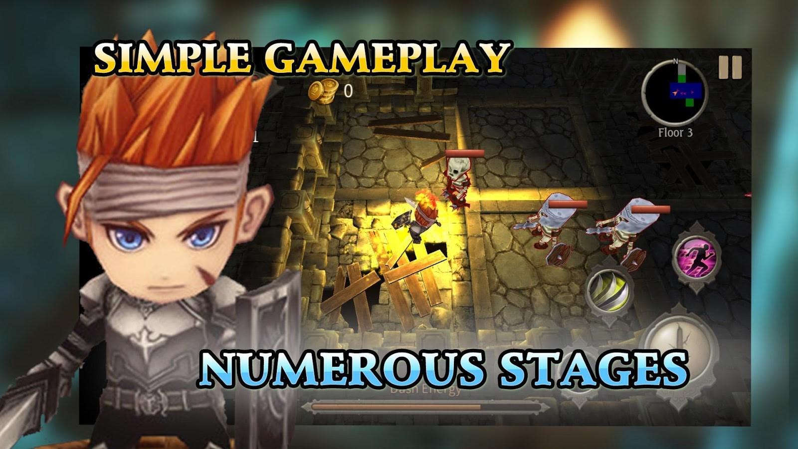 Labyrinth of Battle - Imagem 1 do software