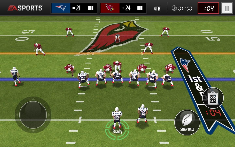 MADDEN NFL Mobile - Imagem 1 do software