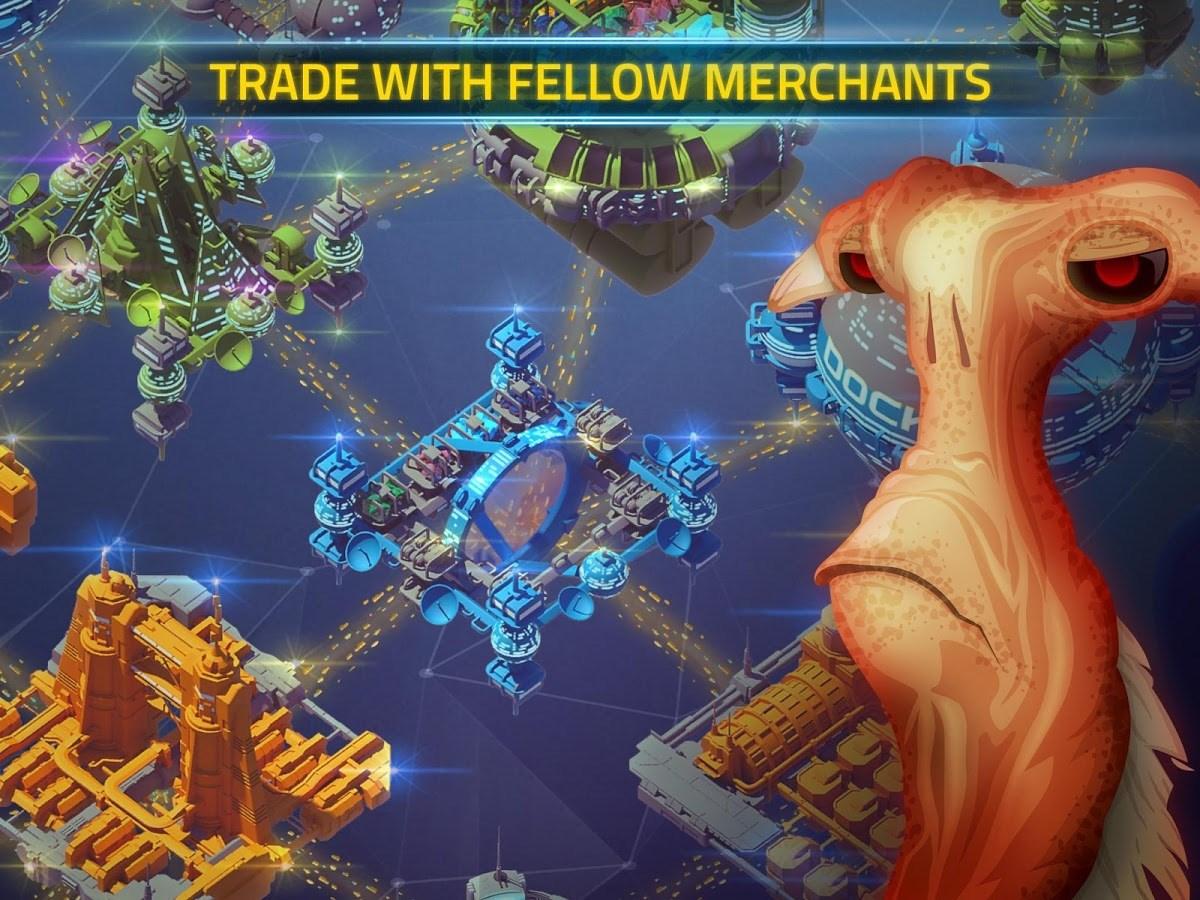 Merchants of Space - Imagem 1 do software