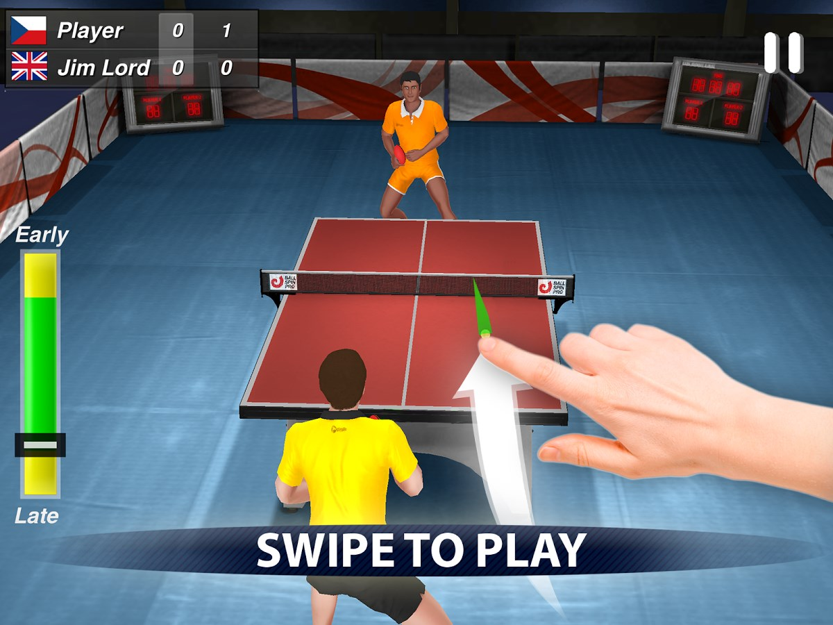 Table Tennis Champion - Imagem 1 do software