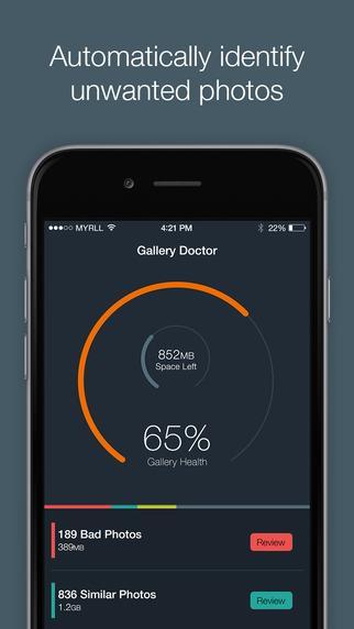 Gallery Doctor - Imagem 1 do software