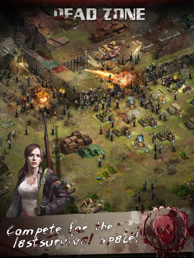 Dead Zone: Zombie War - Imagem 1 do software