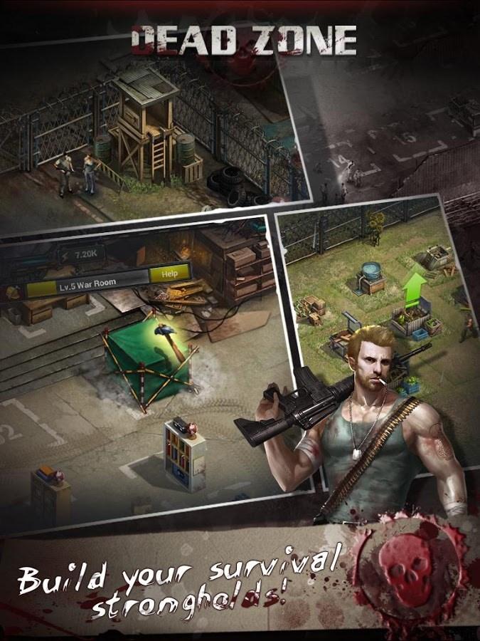 Dead Zone: Zombie War - Imagem 2 do software