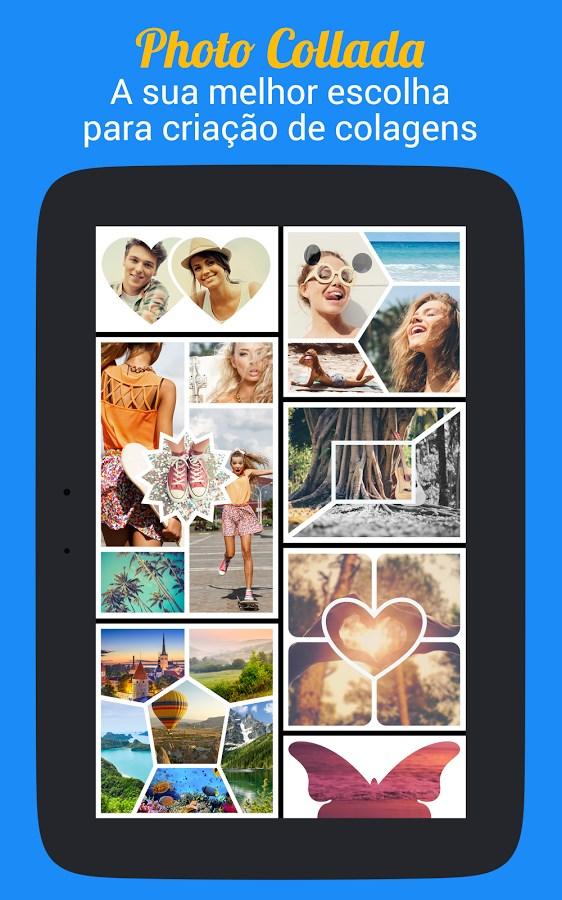 Photo Collada - collage maker - Imagem 1 do software