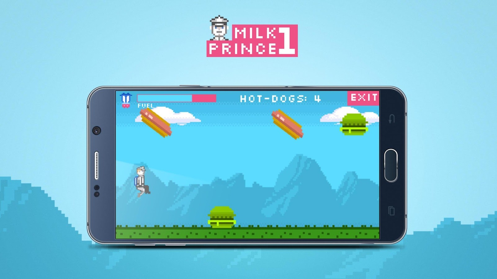 Milk Prince 1 - Imagem 1 do software