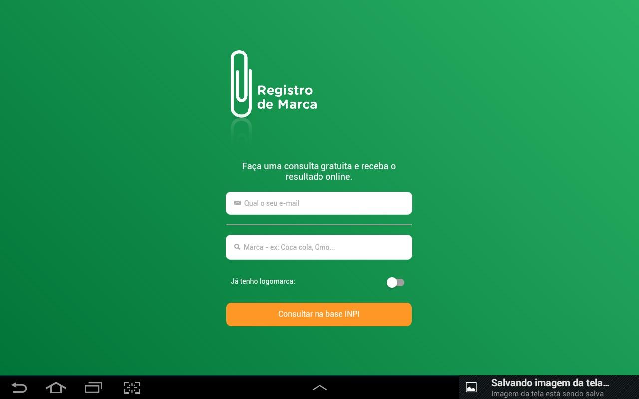 Registro de Marca - Imagem 1 do software