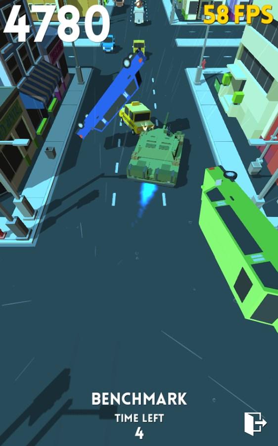 Road Rush Racer - Imagem 1 do software
