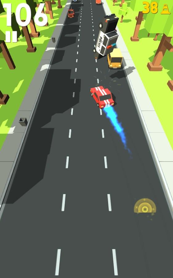 Road Rush Racer - Imagem 2 do software