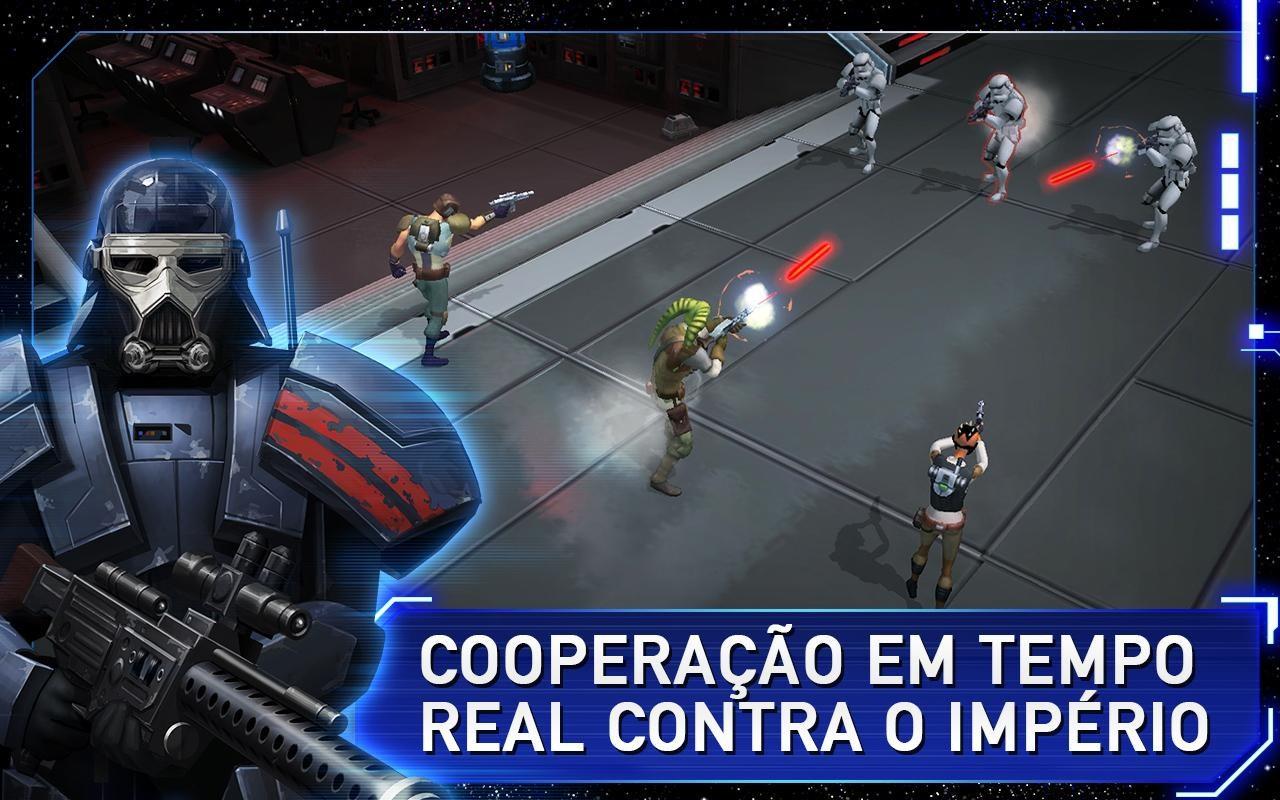 Star Wars: A Rebelião - Imagem 1 do software