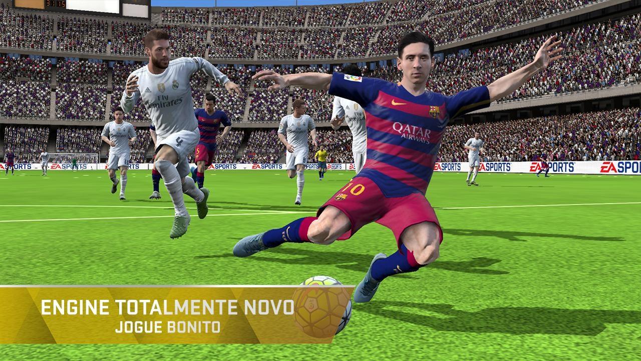 FIFA 16 Ultimate Team - Imagem 1 do software