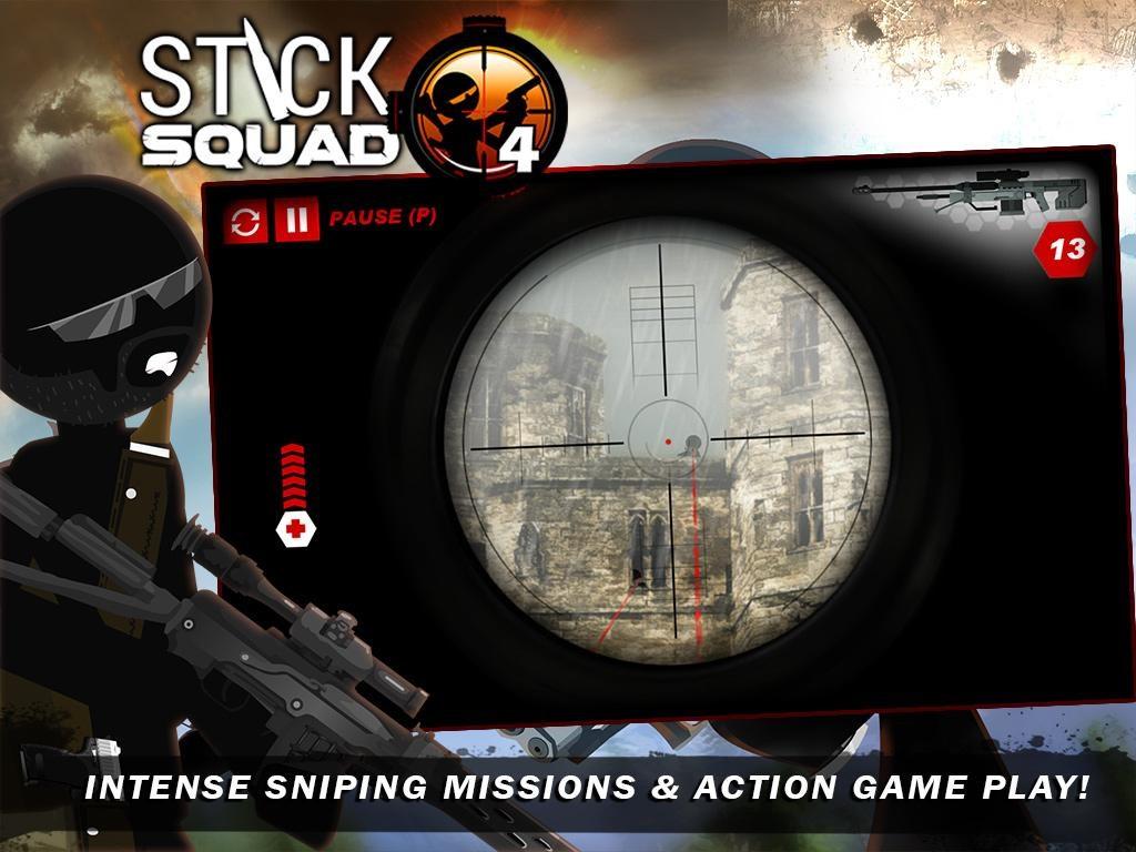 Stick Squad 4 - Imagem 1 do software