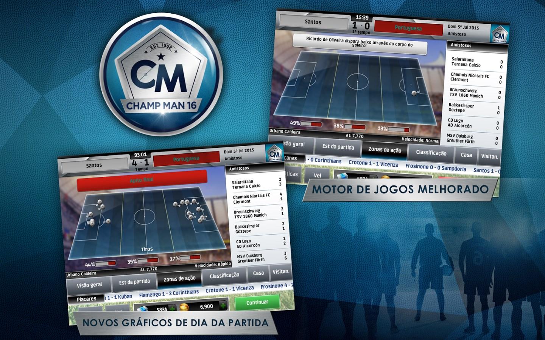 Champ Man 16 - Imagem 1 do software