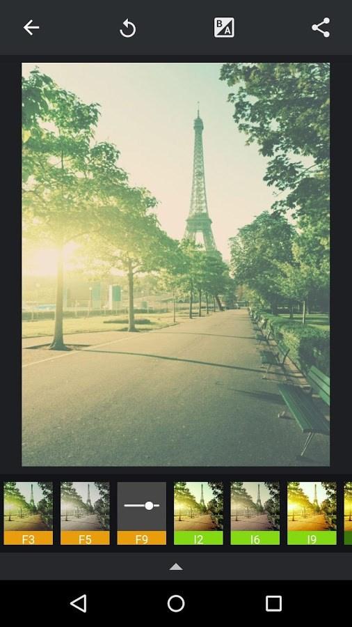 Photo Editor by STEP - Imagem 2 do software