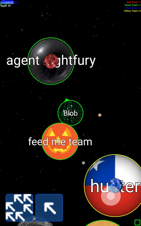 Nebulous - Imagem 1 do software