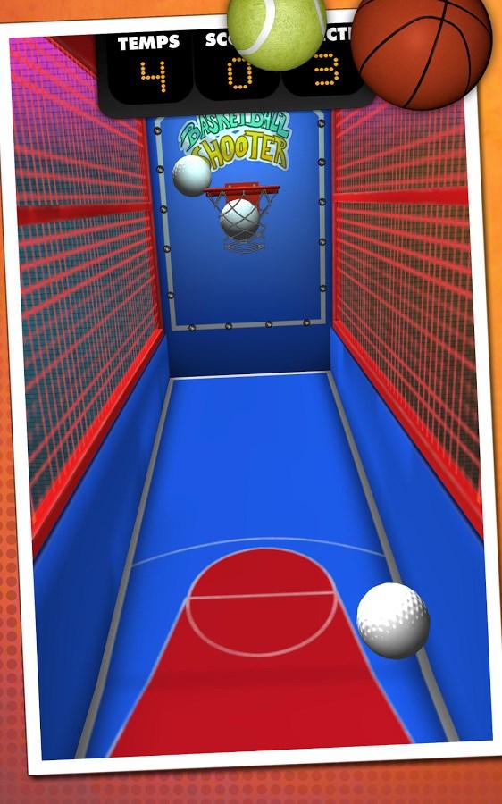 Basketball Shooter - Imagem 2 do software