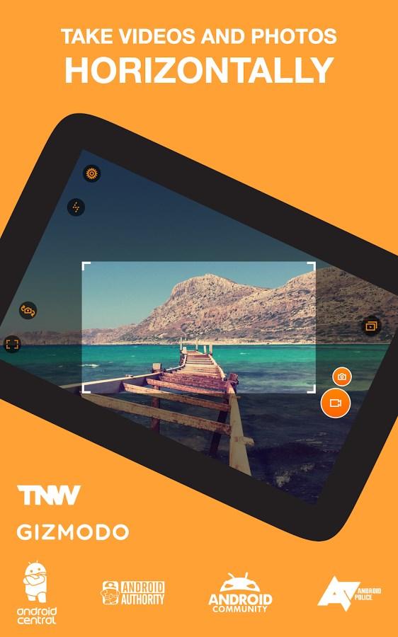 Horizon Camera - Imagem 1 do software