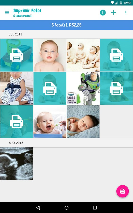 Babygram - Imagem 1 do software