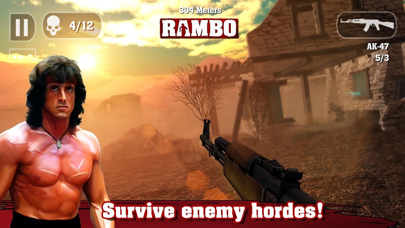 Rambo - Imagem 1 do software