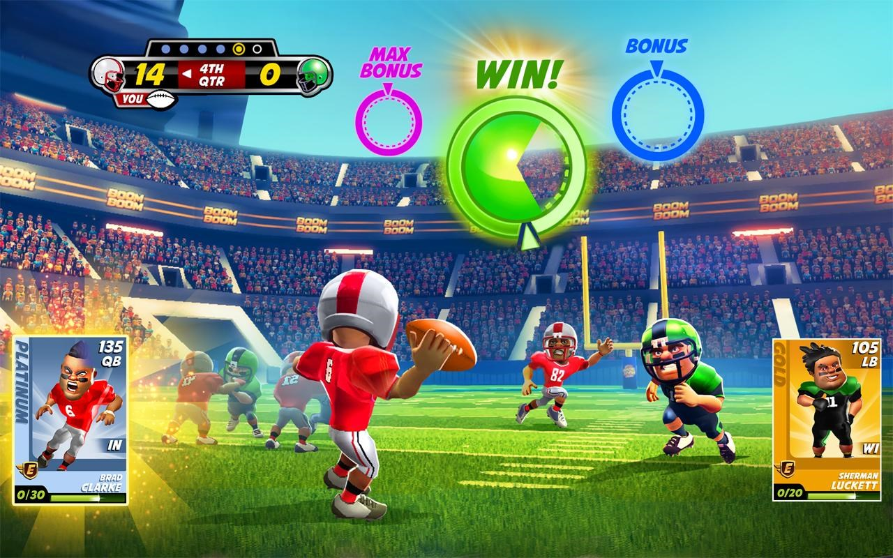 Boom Boom Football - Imagem 1 do software