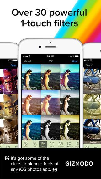 Camera+ - Imagem 2 do software
