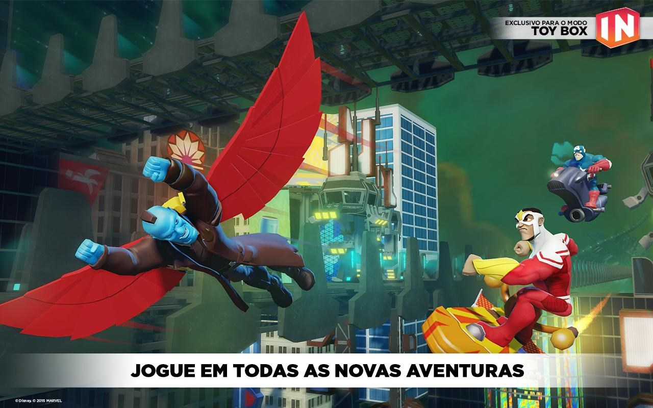 Disney Infinity: Toy Box 3.0 - Imagem 1 do software