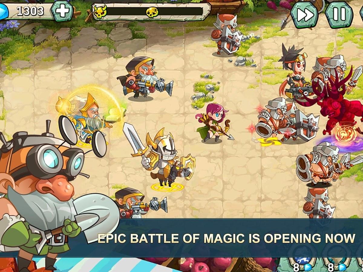 Go Away Mos : Defend Empire - Imagem 1 do software