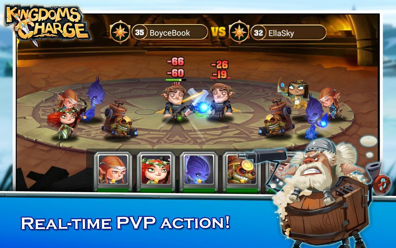 Kingdoms Charge - Imagem 1 do software