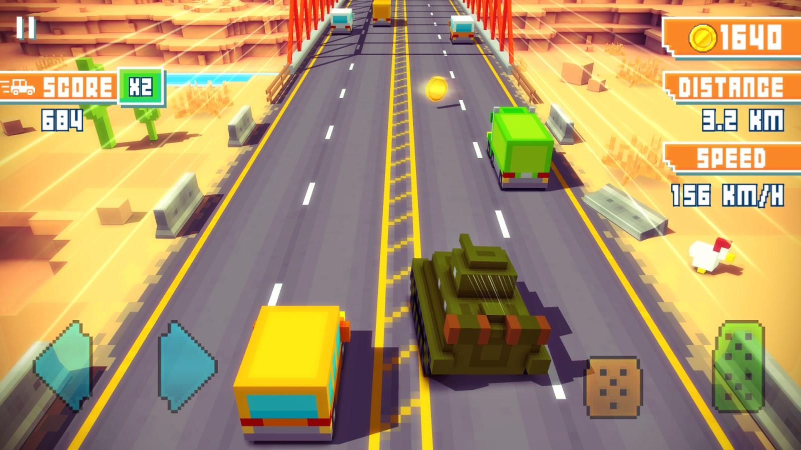 Blocky Highway - Imagem 1 do software