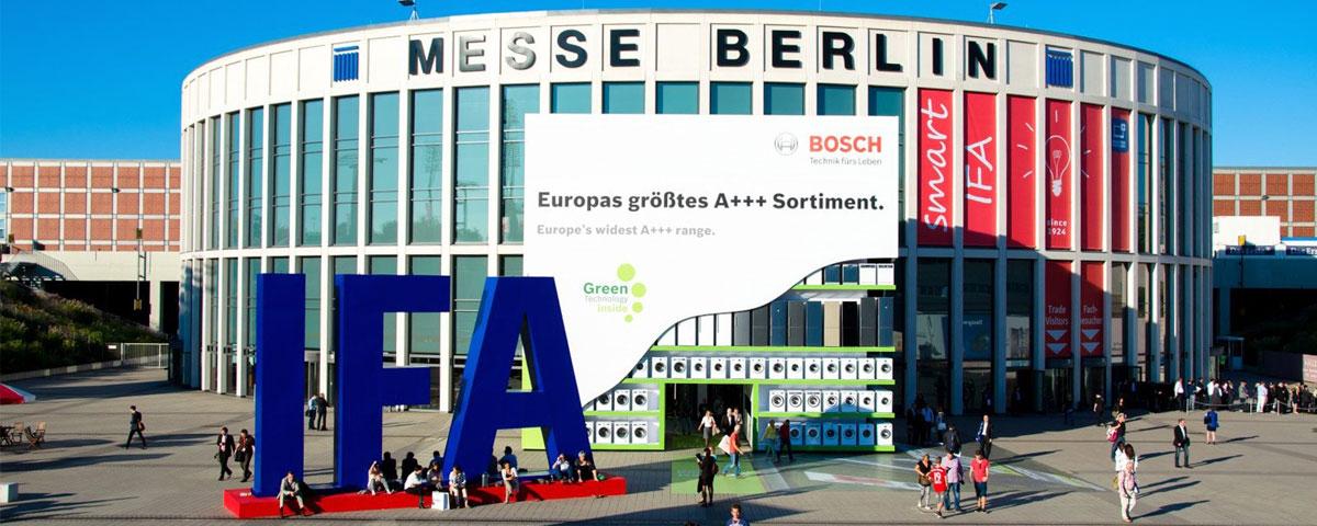 IFA 2016: tudo sobre a maior feira de tecnologia da Europa