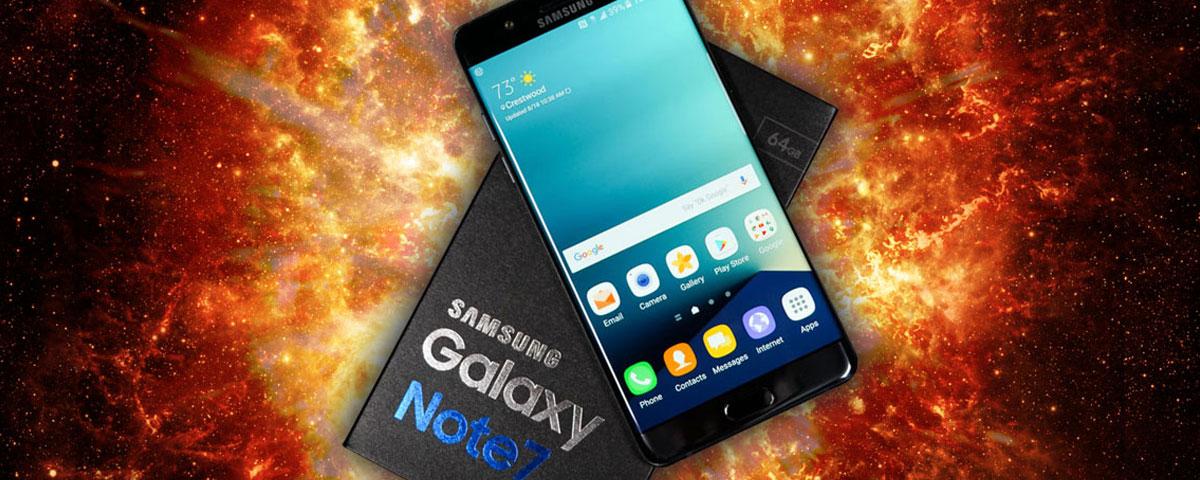 Bomba: toda a repercussão das explosões do Galaxy Note 7