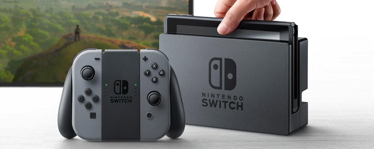 Nintendo Switch: tudo sobre o novo video game modular da Nintendo