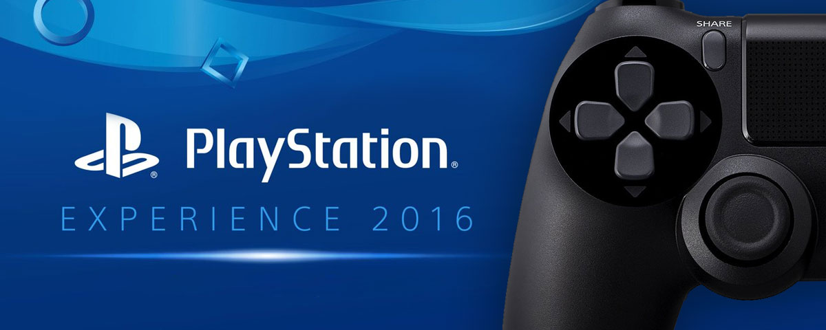 PlayStation Experience 2016: todas as novidades do último evento do ano da Sony