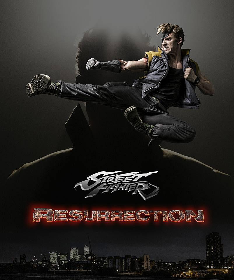 Street Fighter V vai ganhar prólogo live-action em março [vídeo]