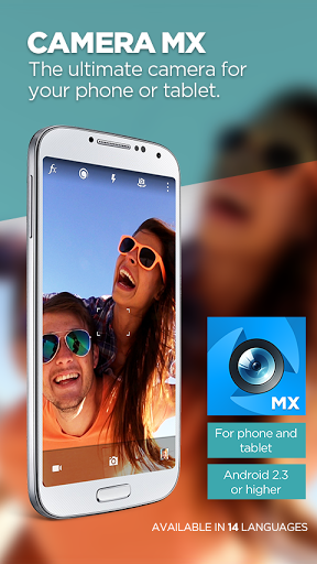 Camera MX - Imagem 1 do software