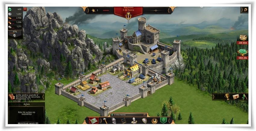 Legends of Honor - Imagem 1 do software