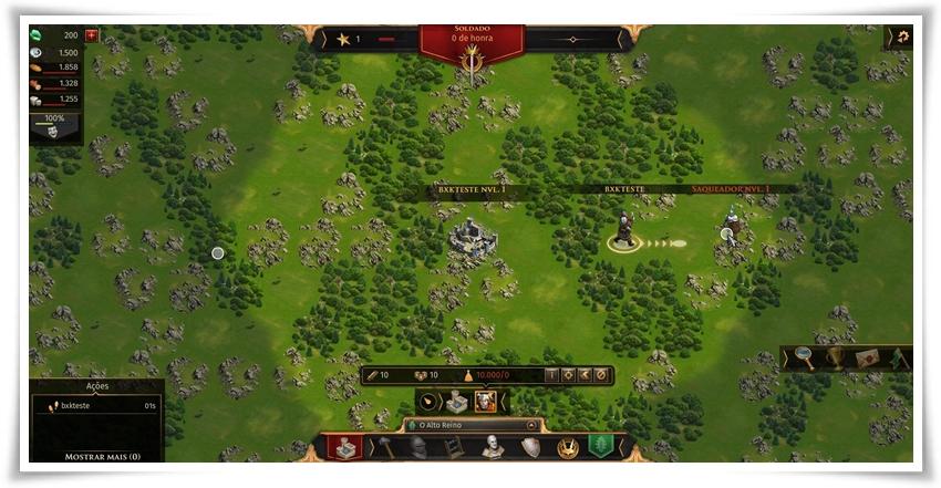 Legends of Honor - Imagem 2 do software