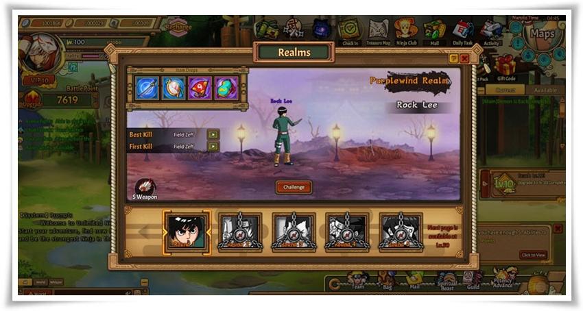 Unlimited Ninja - Imagem 1 do software