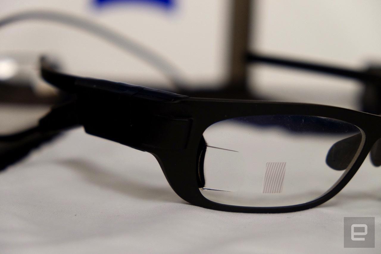 07fec12f7ae56 Carl Zeiss cria lentes que podem popularizar óculos inteligentes ...