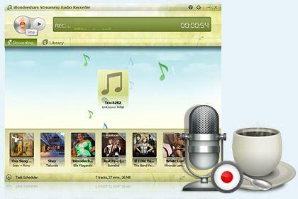 Wondershare Allmymusic for Mac - Imagem 1 do software