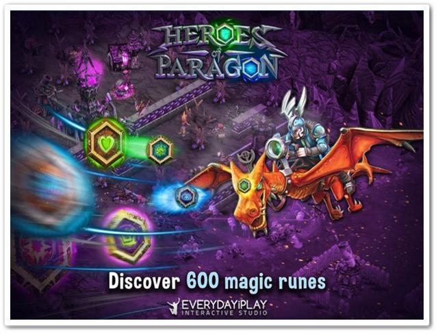 Heroes of Paragon - Imagem 2 do software