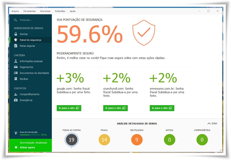 Dashlane Password Manager - Imagem 2 do software